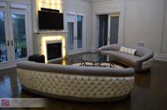 Diana (Jimmy) Sofas @ Ideal Sofa Canada Custom Upholstery