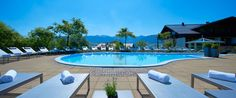 Hotel Allgau Sonne in Germany has QMS in their spectacular Spa overlooking breathtaking mountain views.