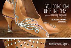 Ballroom & Latin Dance Shoes, Salsa and Tango Shoes | DanceShopper