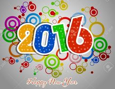 Latest happy new year wallpapers 2016