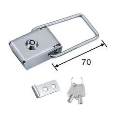flight case latch lock with keys