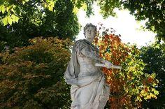César en el jardín de las Tullerías