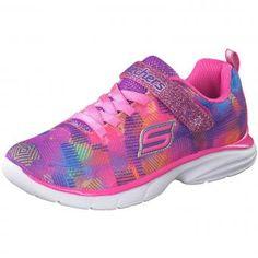 Skechers Spirit Sprintz Rainbow Raz Mädchen #sneakers #schuhe #kinderschuhe