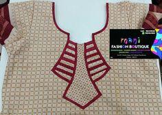 Chudithar Neck Designs, Neck Designs For Suits, Neckline Designs, Dress Neck Designs, Collar Designs, Sleeve Designs, Salwar Neck Patterns, Neck Patterns For Kurtis, Salwar Neck Designs