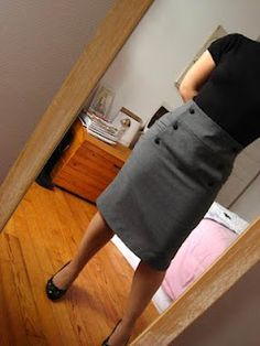 Adventures in Dressmaking: Favorite office clothes