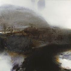 Wang Yan Cheng, Sans titre, 150 x 150 cm, 2011, Galerie Louis & Cie. Imagen tomada de http://www.louiscarre.fr/oeuvres/Wang-Yan-Cheng/0#
