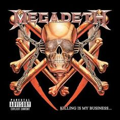 Precision Series Megadeth - Killing Is My Business...and Business is Good