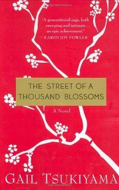 By Gail Tsukiyama The Street of a Thousand Blossoms (1st First Edition) [Hardcover] by Gail Tsukiyama http://www.amazon.com/dp/B00RWRROLW/ref=cm_sw_r_pi_dp_bachvb16RY6H2