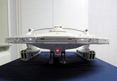 LEGO Star Trek USS Reliant Front