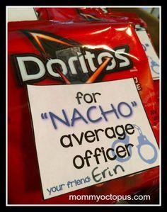 Nacho Average Officer Police Week