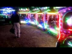 Toy Trains - Colorful Lights Toy Train