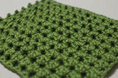 Treble Crunch Block - Free Crochet Block Pattern for Warm Up America by Shibaguyz Designz (via Crochet Gives Back – Block #1 «Shibaguyz Designz)