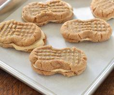 Homemade Nutter Butters | NoBiggie.net
