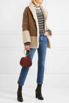 M.i.h Jeans | Rainey reversible shearling coat | NET-A-PORTER.COM