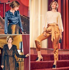 Read the article 'Intermission: 10 New Patterns' in the BurdaStyle blog 'Daily Thread'.