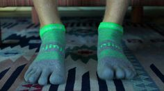 Injinji is a company dedicated to the health and performance of feet. We believe our toesocks can truly benefit people in every athletic pursuit, as well as just making the journey of life a bit more comfortable.  #ToesocksOrNoSocks #anyshoe @Injinji Performance Toesocks Facebook- https://www.facebook.com/injinjitoesocks Twitter- https://twitter.com/injinji Instagram- http://instagram.com/injinji Pinterest- http://pinterest.com/injinji/ Special thanks to Darcy Turenne…