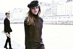 #60s #inspired #fashion #editorial #fashioneditorial #Beatnik #style #newspaperboyhat #leopardprint  #blackclothing #leather #artistic #artsy #movement #retro #inspo