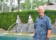 Michael Koth, GM InterContinental Bali Resort - The Chill Report Bali Resort, Ubud, Am Meer, Chill, Manager, Interview, Sunset Sea, Viajes