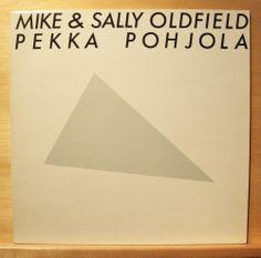 MIKE & SALLY OLDFIELD & Pekka Pohjola - Same - mint minus - Vinyl LP Happy Bird