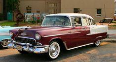 !! Vaya Hermosura !! 1955 Chevrolet