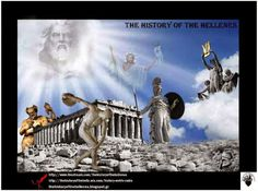 thehistoryofthehellenes.blogspot.gr The History of the Hellenes, a blog that not only refers to the history of the Hellenic Culture and Civilization, but also to other interests in our daily lives
