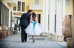 Bridal Tutu Overlay - Romantic Ballerina Tulle Skirt with Satin Sash by Anjou - Whimsical Wedding, Party, Prom, Plus Size