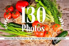 130 Hi-Res photos for your design by Victoria Rusyn Shophttps: on Creative Market