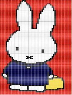 Cross Stitch For Kids, Cross Stitch Baby, Cross Stitch Patterns, Animals For Kids, Cute Animals, Pixel Crochet, Stitch Cartoon, Miffy, Baby Cards