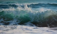 """Ocean Dance""  Offers viewers a crashing wave frozen in time, boldly showcasing the tremendous forces of nature."