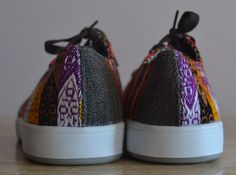 ETHNIC SHOES SNEAKERS Hippie sneakers Ethnic by MISIGABRIELLA