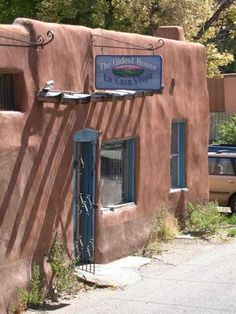 Oldest House in Santa Fe, NM