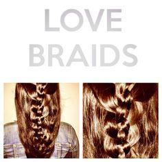 Mermaid braid by Love2Braid  #braids #braidstyle #hair #hairstyle #hairstylist #braidstylist #fashionbraids