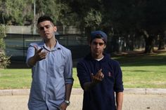 James Yammouni and Jai Brooks