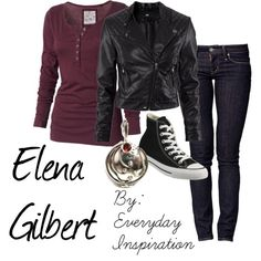elena gilbert - I love watching vampire diaries.I'm a tad obsessed. Vampire Diaries Outfits, The Vampire Diaries, Vampire Dairies, Slimming World, Winter Outfits, Casual Outfits, Cute Outfits, Fashion Outfits, Women's Fashion