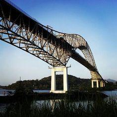 Puente de las Americas, Panama.