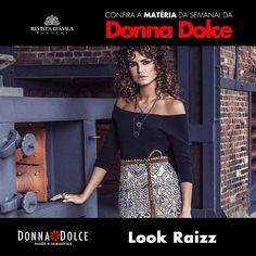 A loja Donna Dolce está com peças uma mais linda que a outra como esse vestido Raizz da coleção outono-inverno que chegou na Donna Dolce  que é uma verdadeira inspiração.  Acompanhe na Revista DÁvila as matérias semanais da Donna Dolce e também de todos os outros parceiros. http://ift.tt/1UOAUiP (link na bio).
