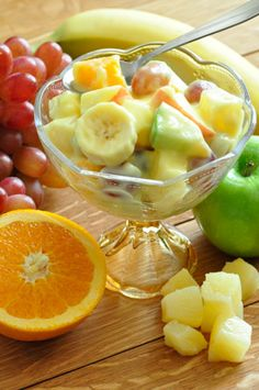 Magical Fruit Salad | Food Hero - Healthy Recipes that are Fast, Fun and Inexpensive