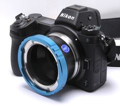 Additional information on the first lens adapters for Nikon mirrorless cameras - Nikon Rumors Best Nikon Camera, Nikon Digital Camera, Leica Camera, Camera Phone, Camera Nikon, Digital Cameras, Film Camera, Digital Slr, Gopro Photography