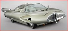 1958 FORD X-2000  The Beast