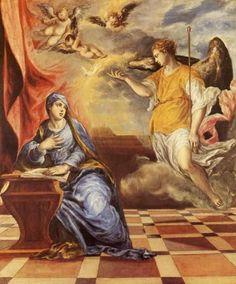 El Greco The Annunciation.jpg