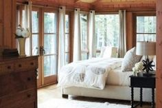 Summer Home Decorating Ideas Inspired by Rustic Simplicity of Canadian Cottages – Lushome