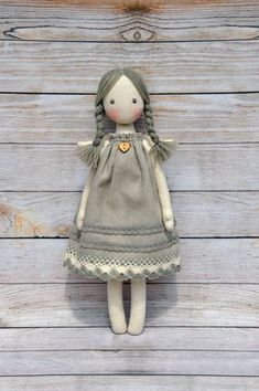 Hey, I found this really awesome Etsy listing at https://www.etsy.com/listing/452966348/textile-doll-tilda-doll-tilda-angel