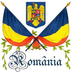Flag and coat of arms of Romania Thursday Jun 26 Flag Day Romania 1 Decembrie, Saint Esprit, Bucharest Romania, National Symbols, The Beautiful Country, Cultural Diversity, Eastern Europe, Countries Of The World, Coat Of Arms