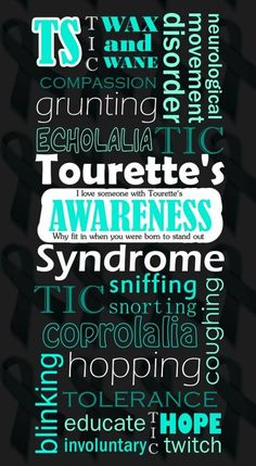 Tourette Syndrome Awareness