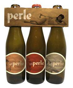 La Perle Beer Packaging