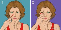 A Japanese Facial Massage That Can Rid You of Swelling and Wrinkles in 5 Minutes a Day (Famous Supermodels Swear by It) Source by harperpaigem Ankara Nakliyat Massage Facial Japonais, Daily Face Care Routine, Famous Supermodels, Japanese Massage, Facial Yoga, Tent Reception, Facial Exercises, Face Massage, Les Rides