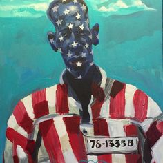 Charly Palmer portrays black icons and historical events in his paintings. He has covered many black athletes: Muhammad Ali, Jack Johnson; Civil Rights leaders: Fannie Lou Hamer, Martin Luther King; Entertainers: Jazz greats, rappers; and prominent figures like James Baldwin and Barack Obama.