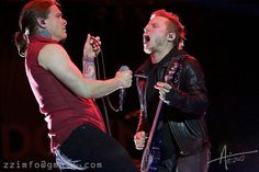 Brent Smith and Zach Myers - Shinedown Brent Smith Shinedown, Monster Energy, 20th Anniversary, The Rock, Liberty, Memories, My Love, Concerts, Music