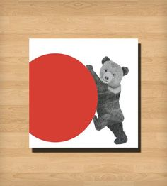 Bear Print: For C to try