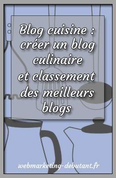 Blog Cuisine Creer Un Blog Culinaire Et Classement Des Meilleurs